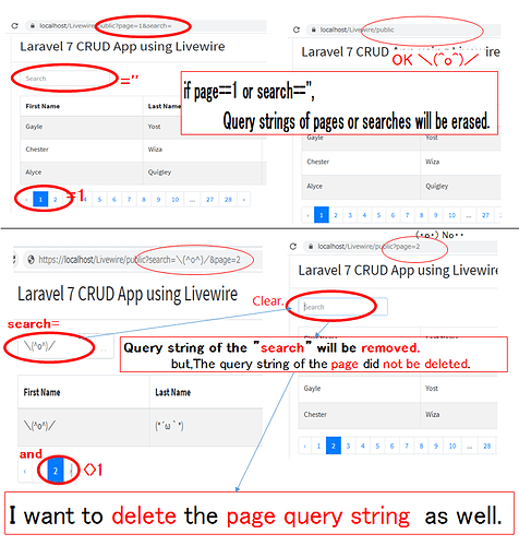 about query string